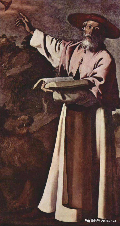 No.21 苏巴朗 | 西班牙画坛的巨匠插图99