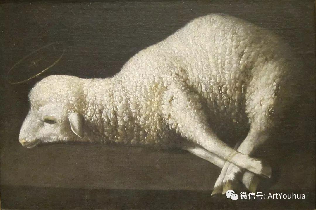 No.21 苏巴朗 | 西班牙画坛的巨匠插图109