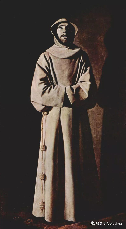 No.21 苏巴朗 | 西班牙画坛的巨匠插图111