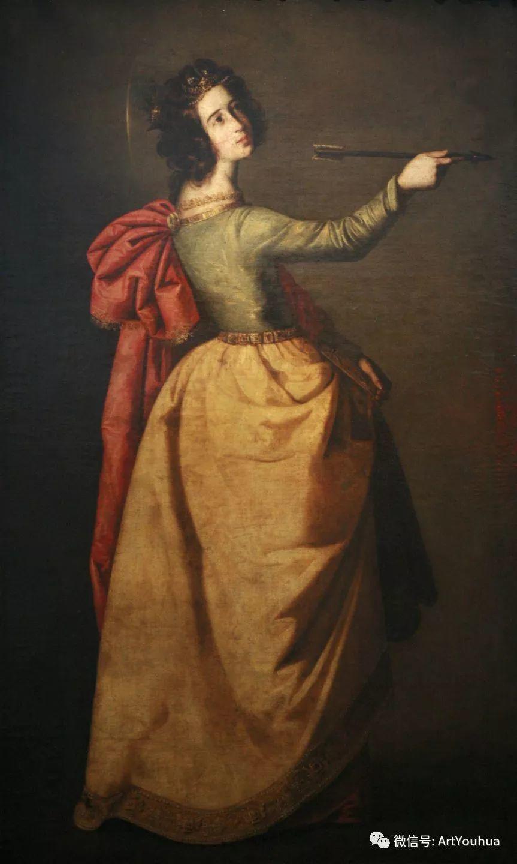 No.21 苏巴朗 | 西班牙画坛的巨匠插图113