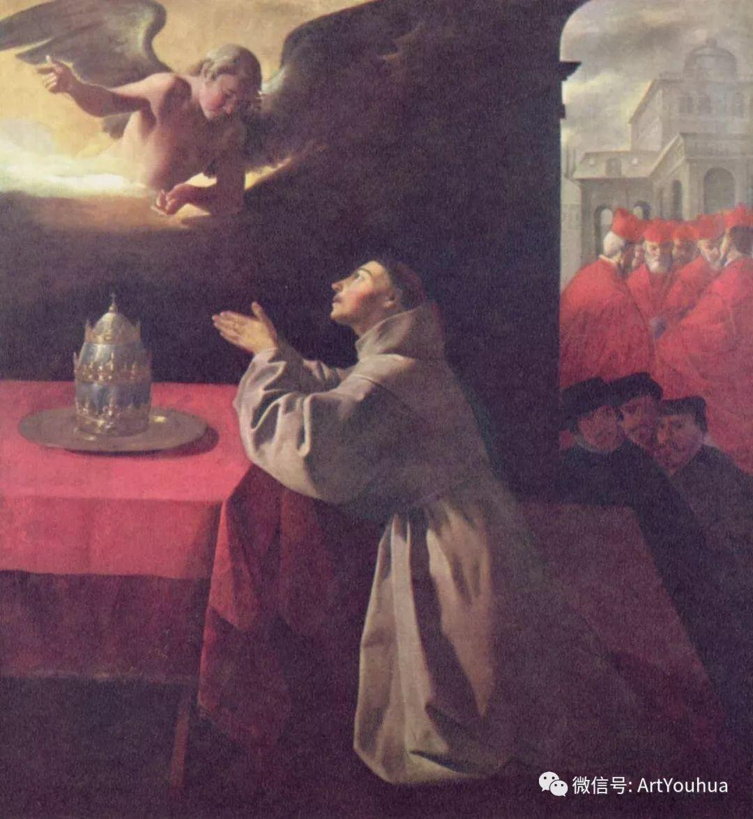 No.21 苏巴朗 | 西班牙画坛的巨匠插图115