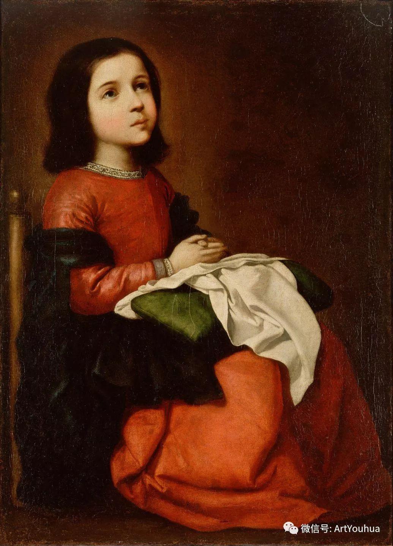 No.21 苏巴朗 | 西班牙画坛的巨匠插图129