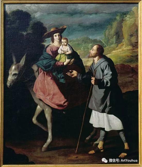 No.21 苏巴朗 | 西班牙画坛的巨匠插图143