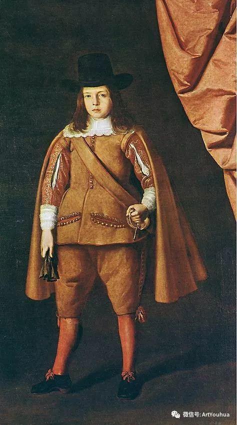No.21 苏巴朗 | 西班牙画坛的巨匠插图149