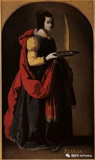 No.21 苏巴朗 | 西班牙画坛的巨匠插图153