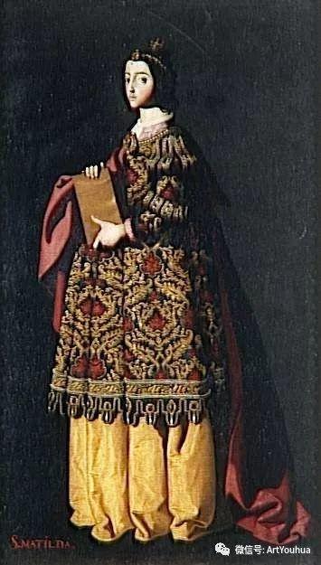 No.21 苏巴朗 | 西班牙画坛的巨匠插图155