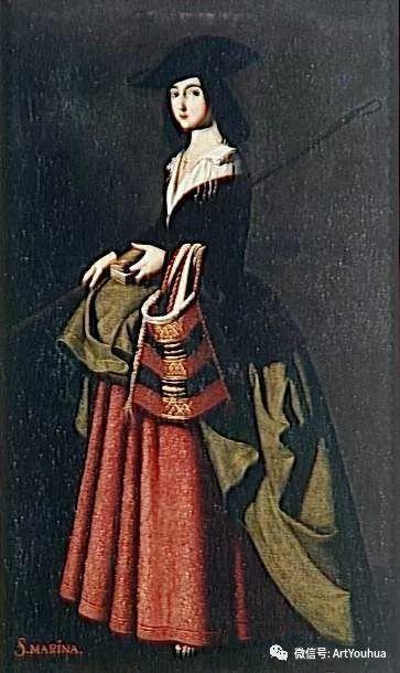 No.21 苏巴朗 | 西班牙画坛的巨匠插图157
