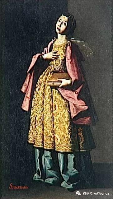 No.21 苏巴朗 | 西班牙画坛的巨匠插图161