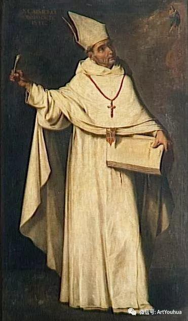 No.21 苏巴朗 | 西班牙画坛的巨匠插图165