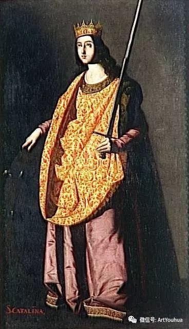 No.21 苏巴朗 | 西班牙画坛的巨匠插图167