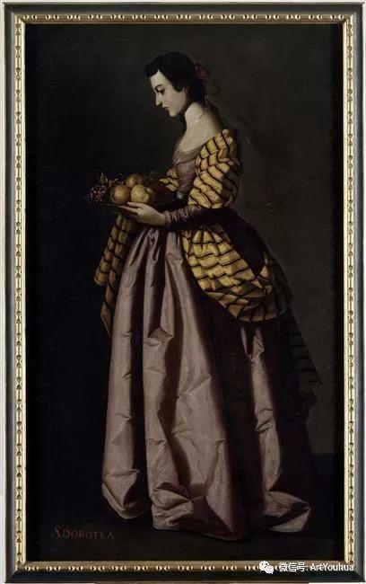 No.21 苏巴朗 | 西班牙画坛的巨匠插图169