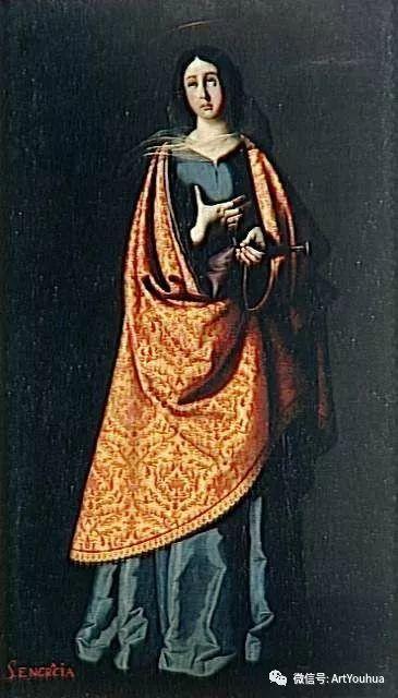 No.21 苏巴朗 | 西班牙画坛的巨匠插图171