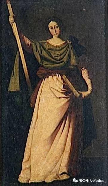 No.21 苏巴朗 | 西班牙画坛的巨匠插图173