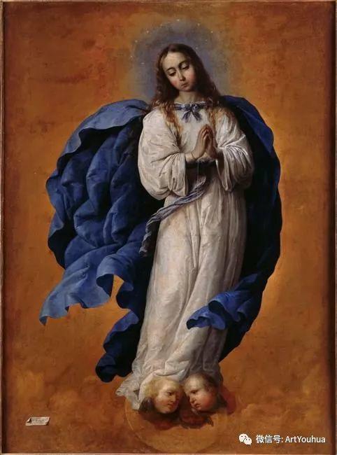 No.21 苏巴朗 | 西班牙画坛的巨匠插图181