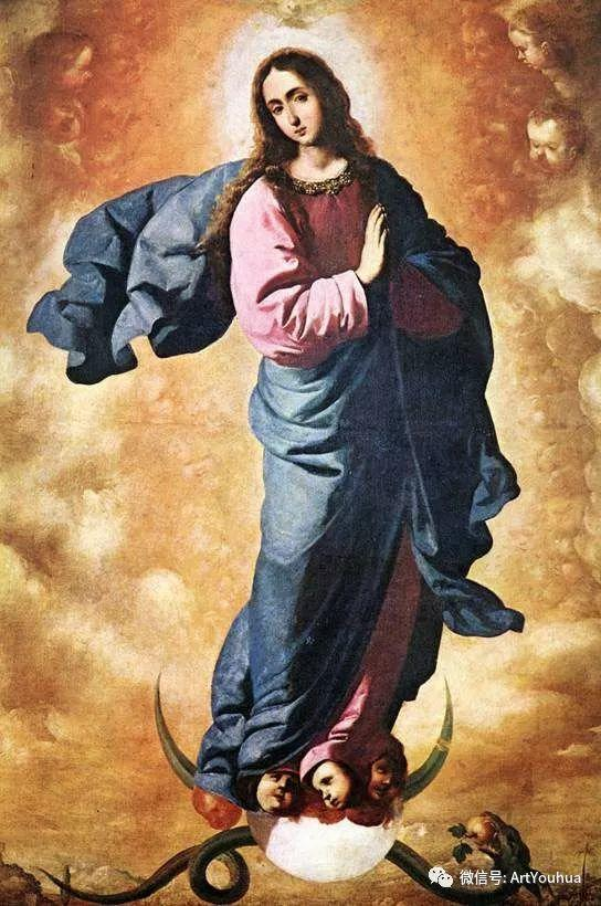 No.21 苏巴朗 | 西班牙画坛的巨匠插图183
