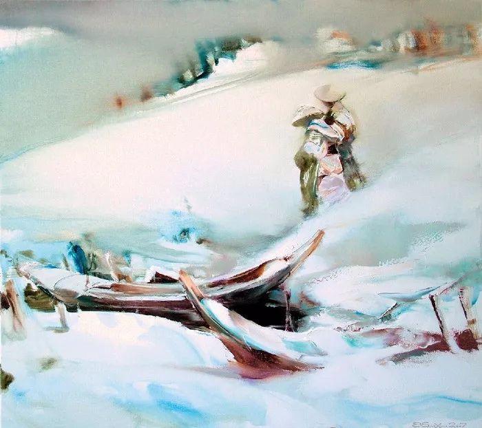 在抽象中寻找真实的东西 捷克Valery Blokhin插图15
