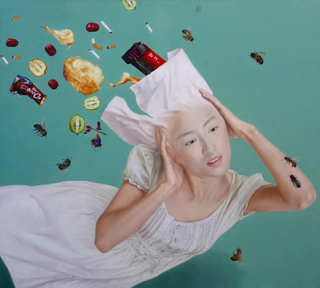 画坛才女——何红蓓油画欣赏插图25