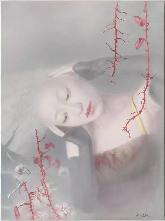 画坛才女——何红蓓油画欣赏插图47