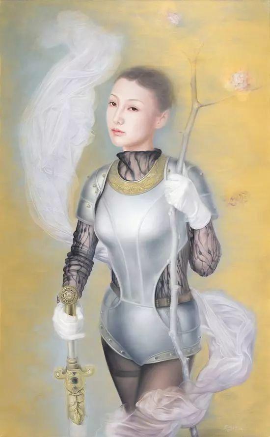 画坛才女——何红蓓油画欣赏插图51