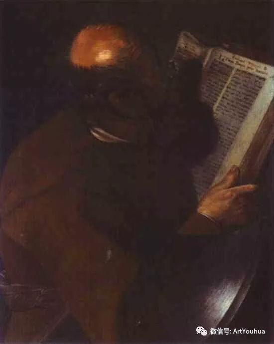 No.20 拉图尔 | 以宗教和风俗画作品而闻名插图23