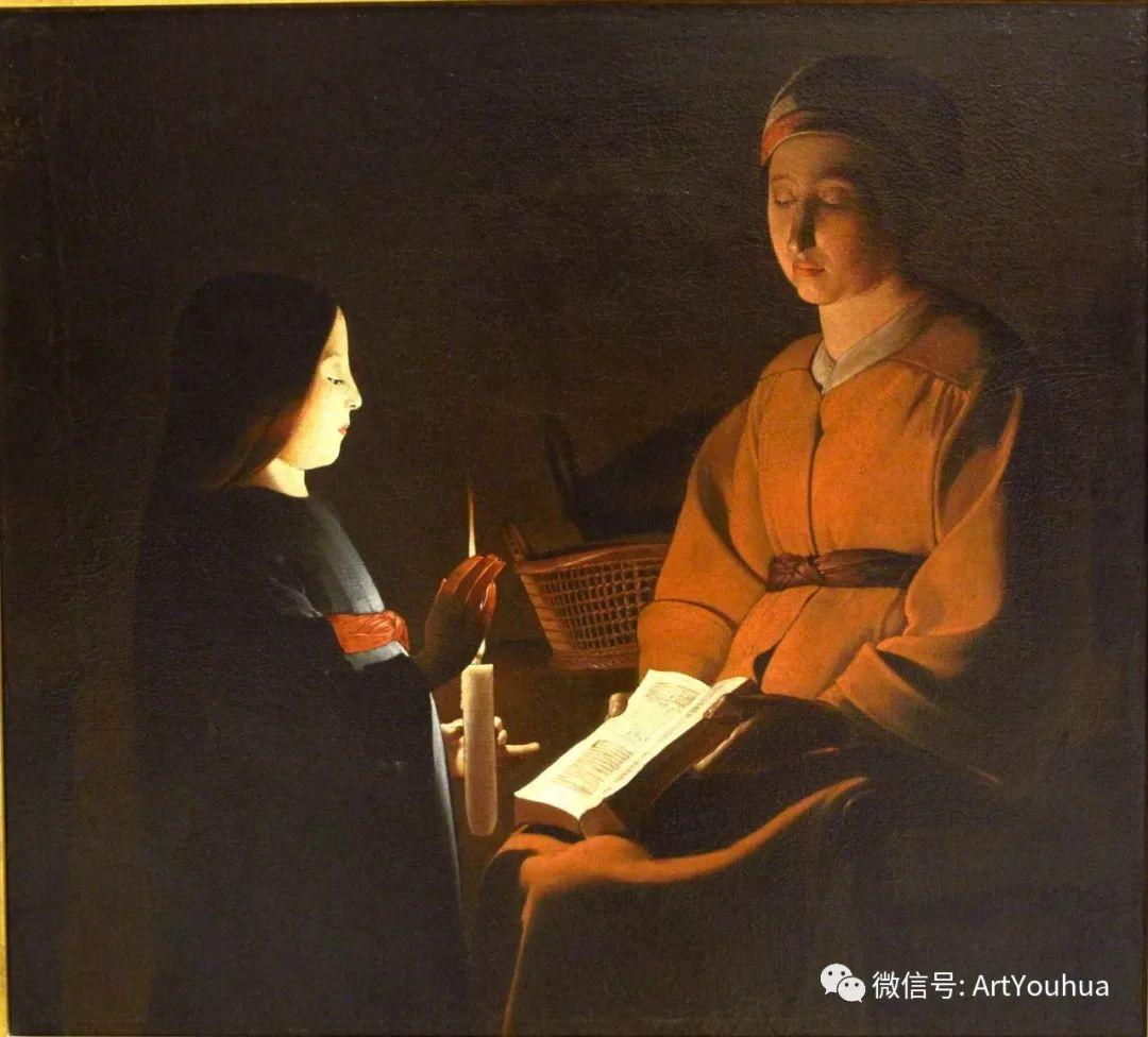 No.20 拉图尔 | 以宗教和风俗画作品而闻名插图69