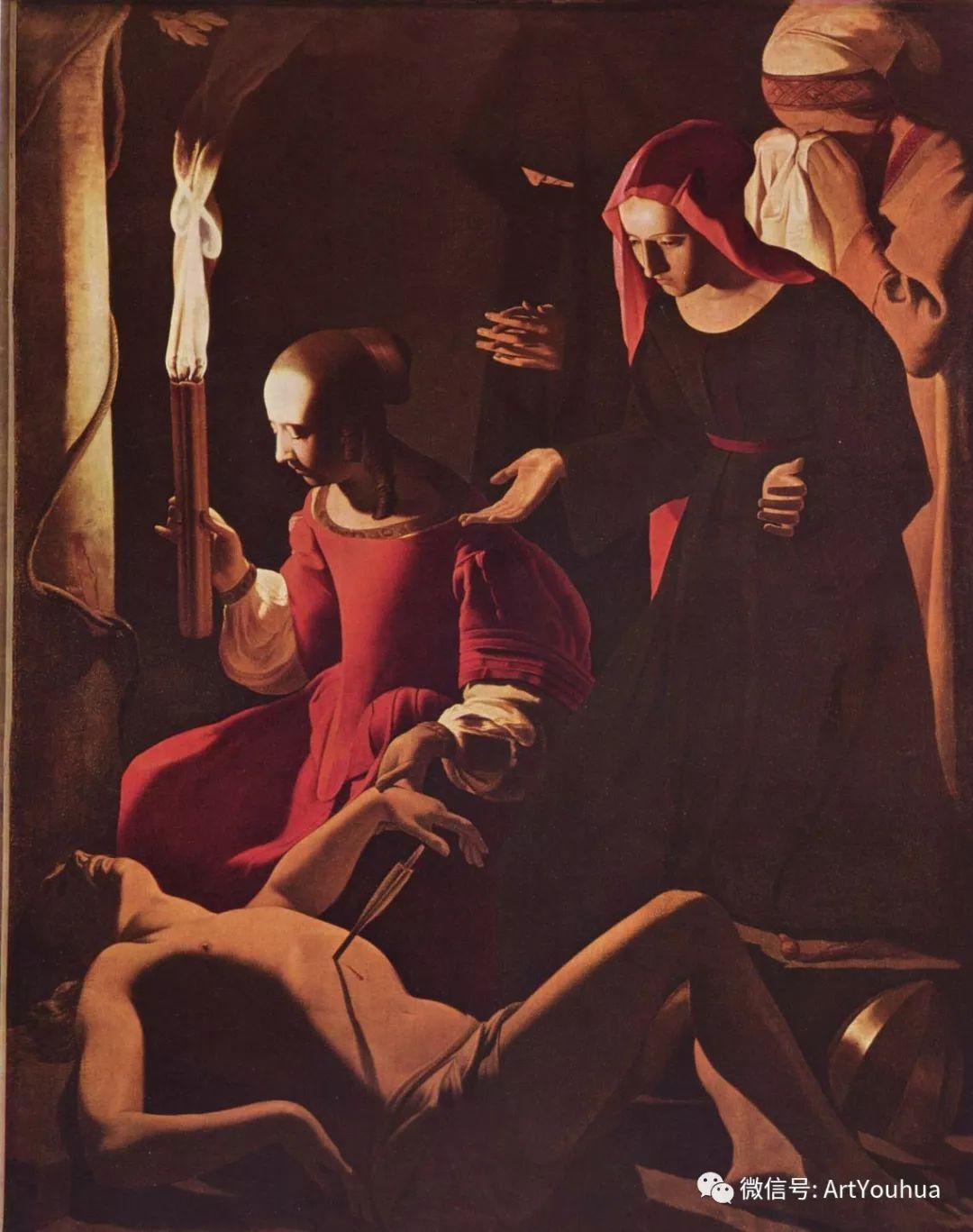 No.20 拉图尔 | 以宗教和风俗画作品而闻名插图93
