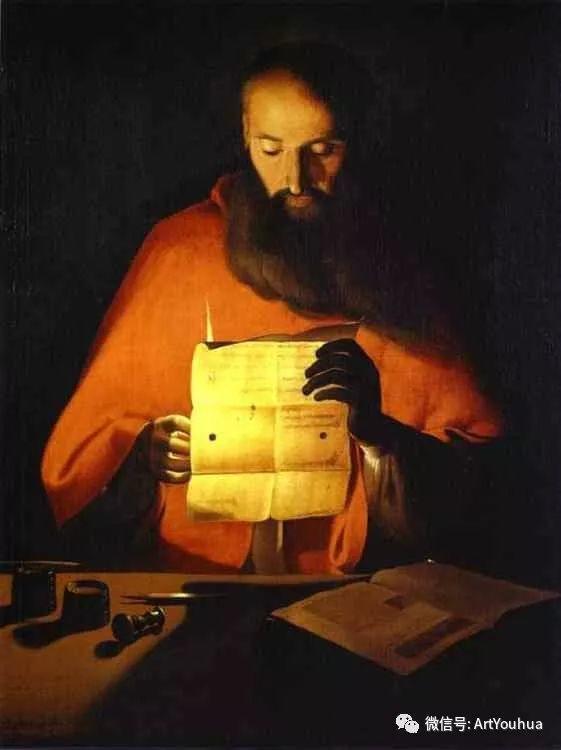 No.20 拉图尔 | 以宗教和风俗画作品而闻名插图101