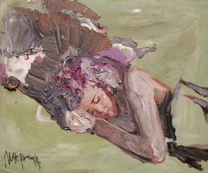 俄罗斯艺术家Mstislav Pavlov油画作品插图9