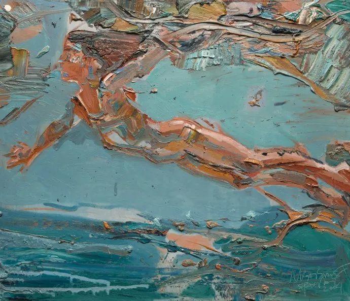 俄罗斯艺术家Mstislav Pavlov油画作品插图11