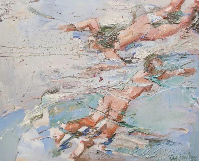 俄罗斯艺术家Mstislav Pavlov油画作品插图13
