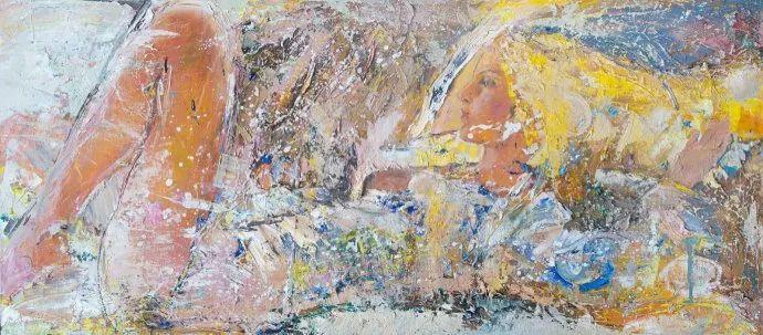 俄罗斯艺术家Mstislav Pavlov油画作品插图15