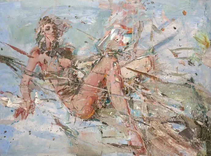 俄罗斯艺术家Mstislav Pavlov油画作品插图29