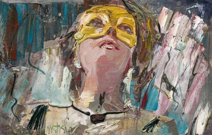 俄罗斯艺术家Mstislav Pavlov油画作品插图35