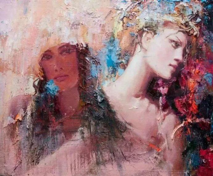 俄罗斯艺术家Mstislav Pavlov油画作品插图59