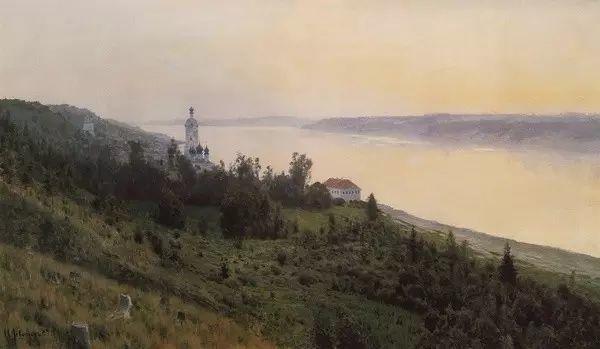 列维坦   俄罗斯杰出的写生画家 现实主义风景画大师插图19