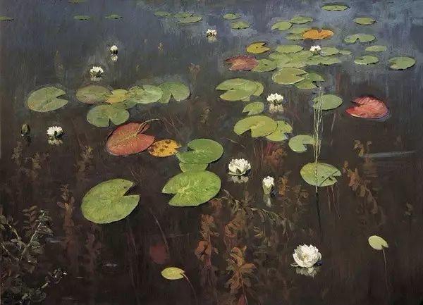 列维坦   俄罗斯杰出的写生画家 现实主义风景画大师插图21
