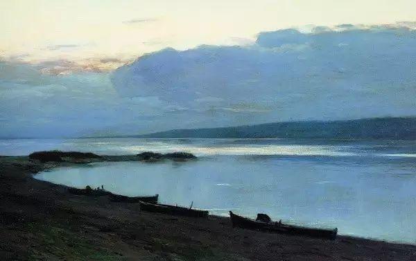 列维坦   俄罗斯杰出的写生画家 现实主义风景画大师插图36