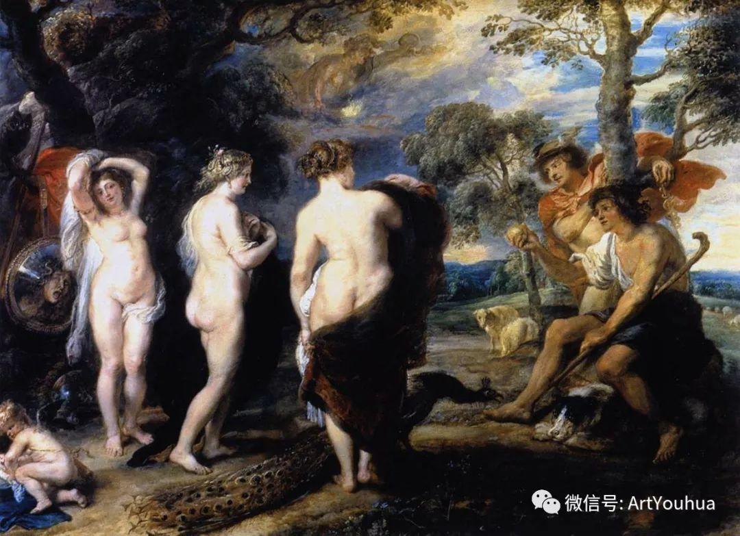 No.19 鲁本斯 | 巴洛克画派早期的代表人物插图3