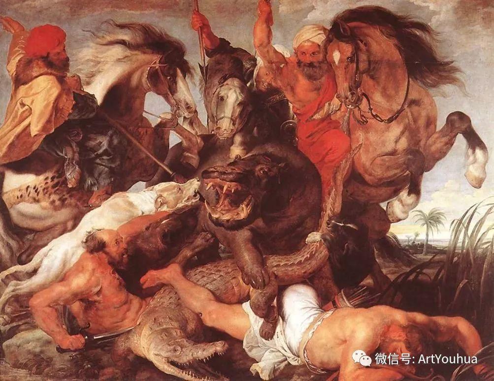 No.19 鲁本斯 | 巴洛克画派早期的代表人物插图8