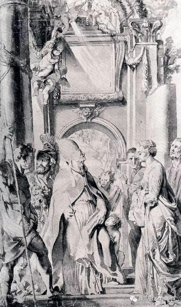 No.19 鲁本斯 | 巴洛克画派早期的代表人物插图41