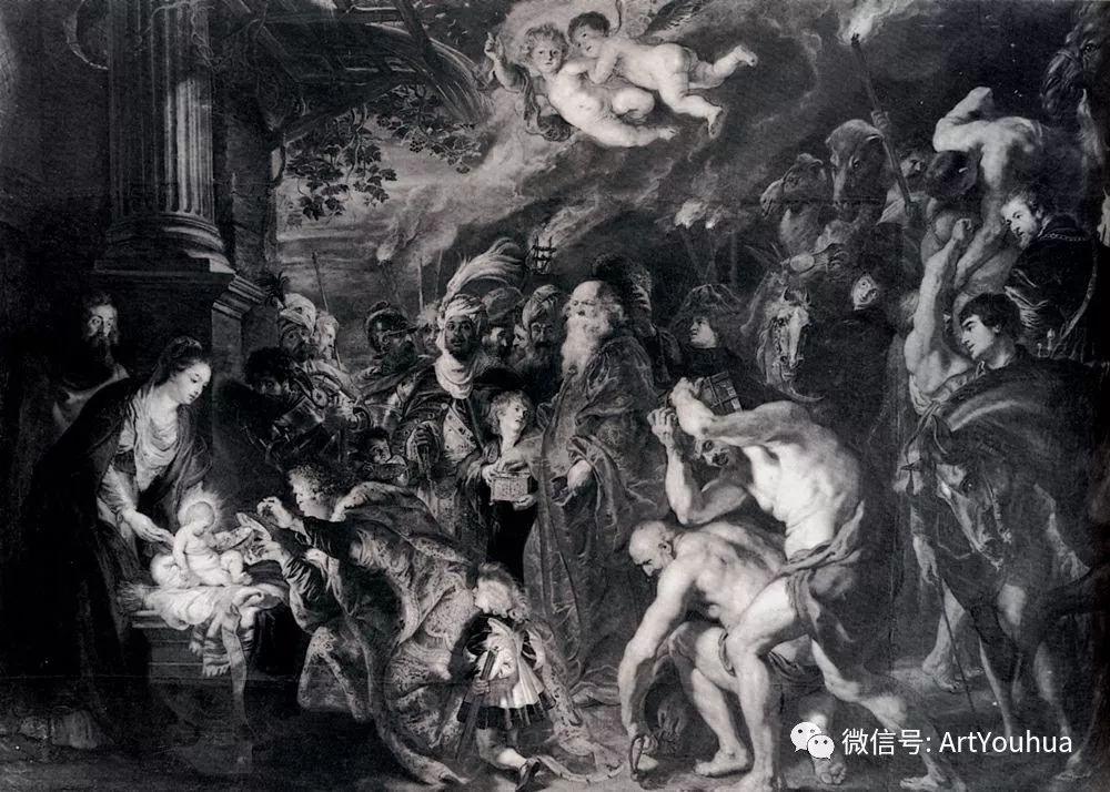 No.19 鲁本斯 | 巴洛克画派早期的代表人物插图81