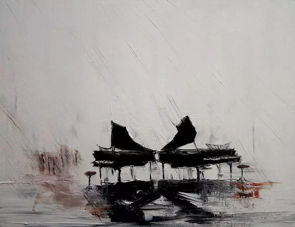 音乐舞蹈题材油画作品欣赏插图1