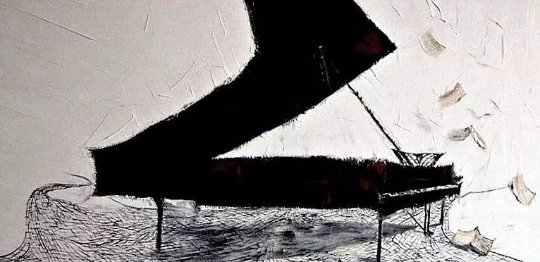 音乐舞蹈题材油画作品欣赏插图2