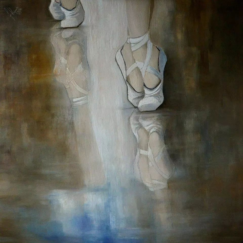 音乐舞蹈题材油画作品欣赏插图28