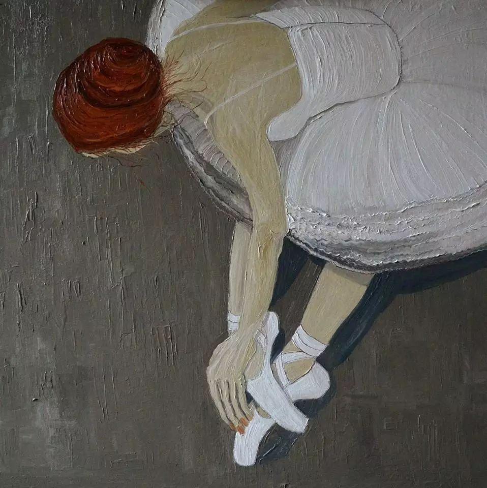 音乐舞蹈题材油画作品欣赏插图38