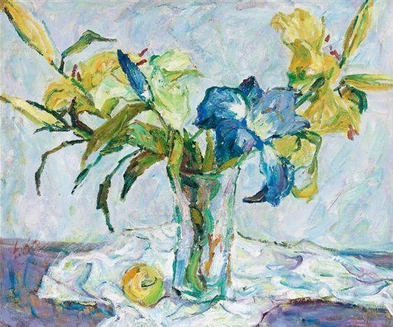 至纯至美  油画大师罗尔纯的色彩人生插图