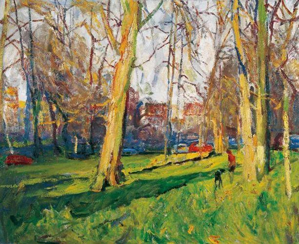 至纯至美  油画大师罗尔纯的色彩人生插图11