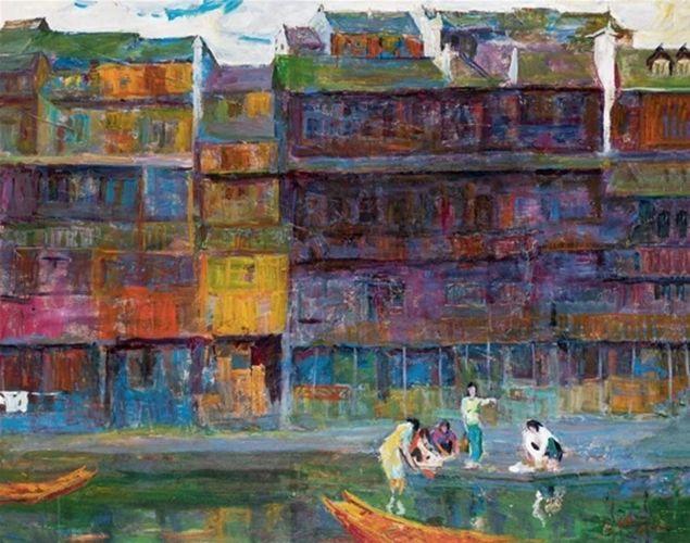 至纯至美  油画大师罗尔纯的色彩人生插图12