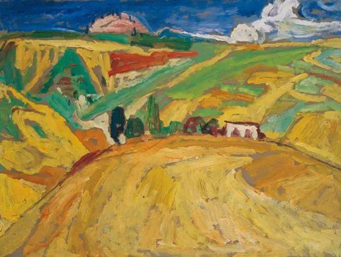 至纯至美  油画大师罗尔纯的色彩人生插图13