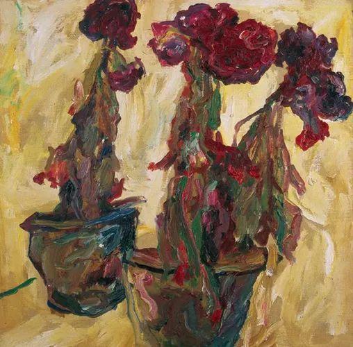 至纯至美  油画大师罗尔纯的色彩人生插图14